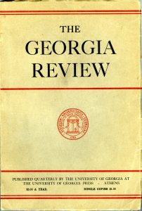Cover of Fall 1968