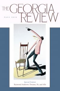 Cover of Fall 2010