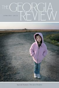 Cover of Spring 2012