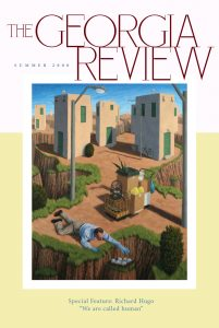 Cover of Summer 2008