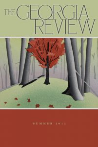 Cover of Summer 2012