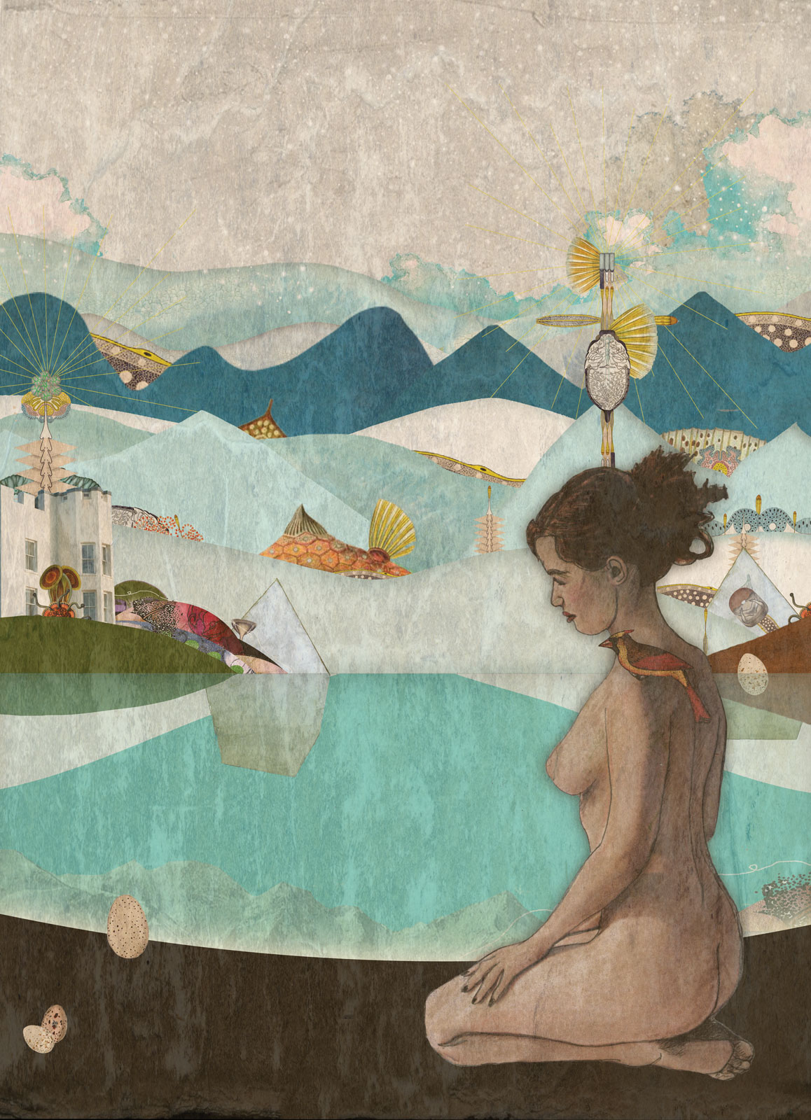 <i>Nadine Edeltraud Achen Baader's revelation</i>