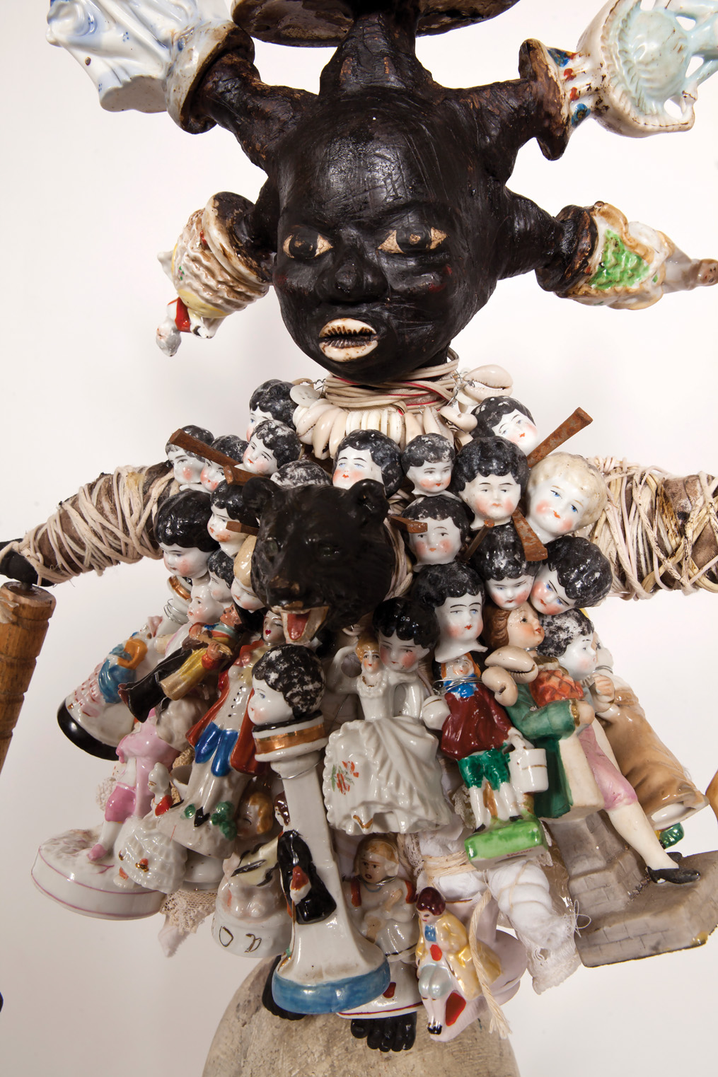 <i>American Family Scale #7: The Hammer Series</i> detail (2013)