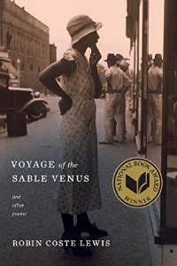 on Voyage of the Sable Venus and Other Poems by Robin Coste Lewis