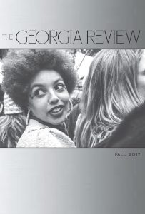 Cover of Fall 2017