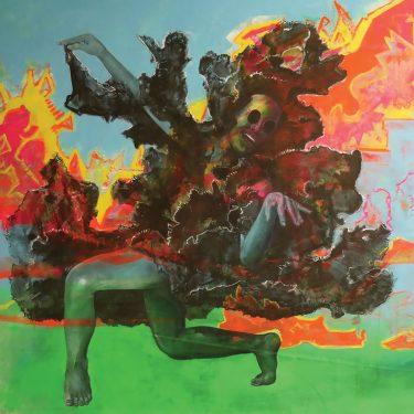 Conjuring the Past: Cy Gavin's Bermuda Paintings