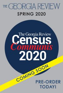 Cover of Spring 2020